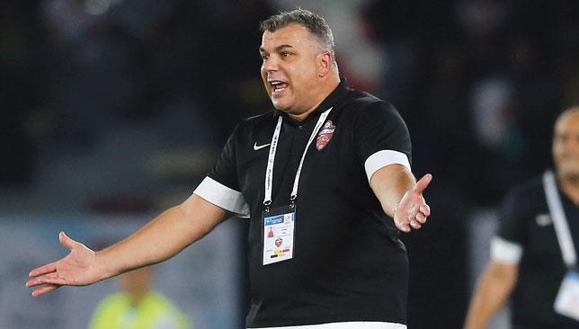 Al Ahli Vs Nasaf Champions League Preview Olaroiu S Charges In Battle Mode For Must Win Match