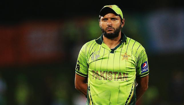 shahid afridi and his career Shahid afridi - career in pictures shahid afridi debut: shahid afridi, who made his one-day debut as a 16-year old, coming into the side for mushtaq ahmed, didn't pick a wicket nor got to bat.