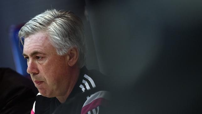 Carlo Ancelotti was left ruing his side's ineffective second-half display.