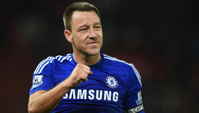 The 34-year-old has been an evergreen presence at Stamford Bridge since his debut in 1998.
