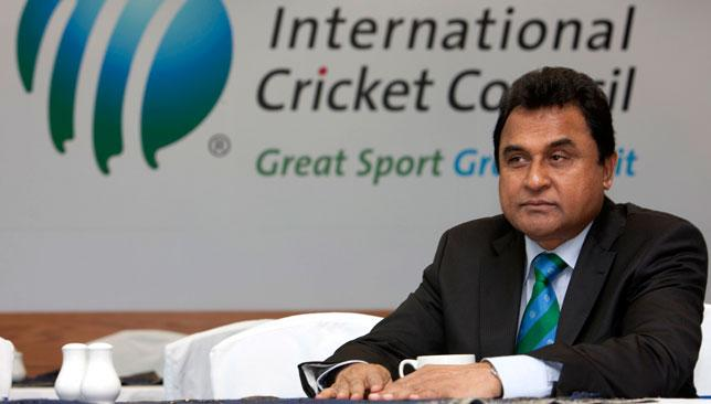 Kamal walks away from the ICC with immediate effect.