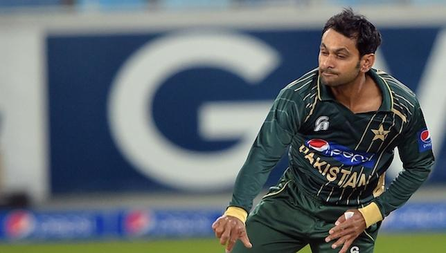 Over the moon: Ajmal said he is glad to be back in the Pakistan national set-up.