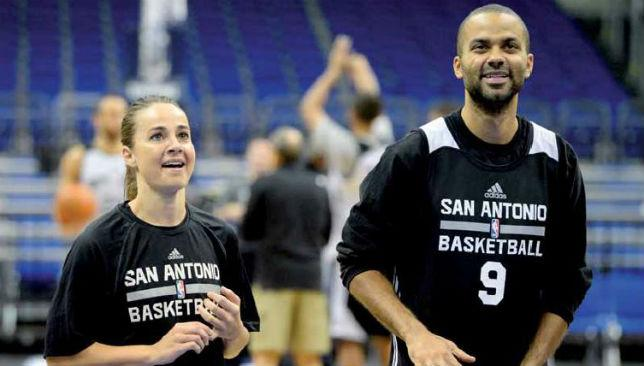 Gender equality: The San Antonio Spurs appointed Becky Hammon onto their coaching staff.