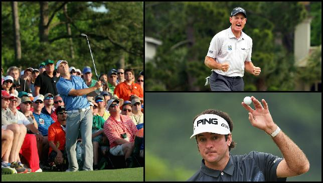 Jordan Spieth, Jim Furyk and Bubba Watson feature this week.