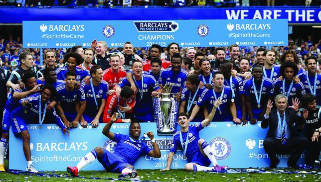 Team of the season: Chelsea.