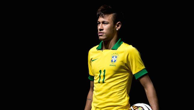 Nike ambassador: Neymar Jr.