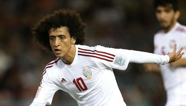 UAE hero: Abdulrahman.
