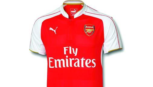 62cb19d7d6f 360reviews  Arsenal 2015-16 shirt - Article - Sport360