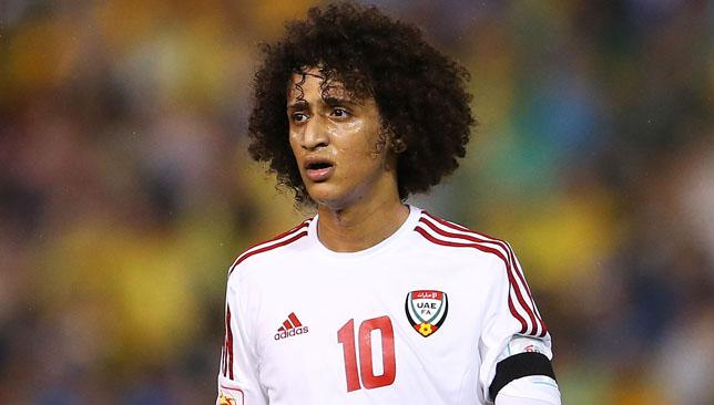 Hero of the week: Omar Abdulrahman delivered a sterling performance against Timor-Leste.