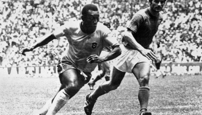 Image result for Pele world cup debut