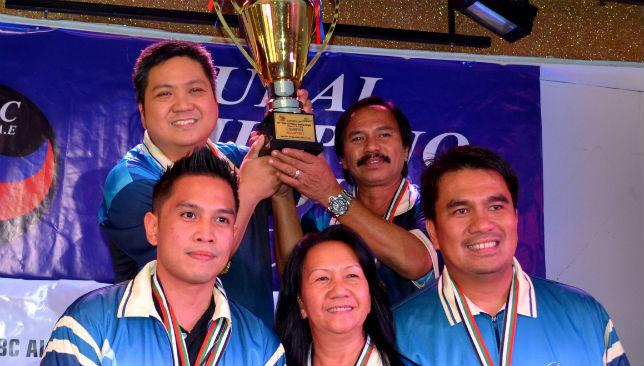 Ballantine's won their first All Filipino Bowling League back in 2004.