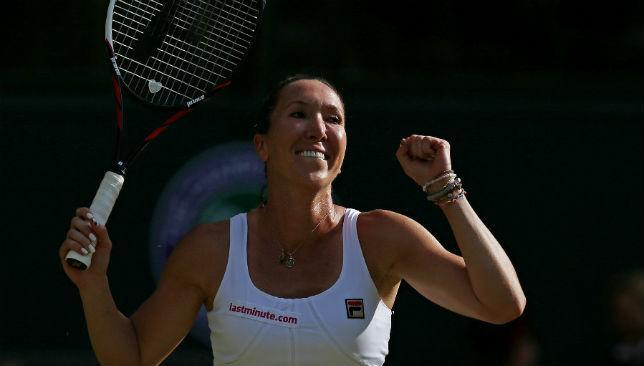 Jelena Jankovic will take on Agnieszka Radwanska in the last-16.