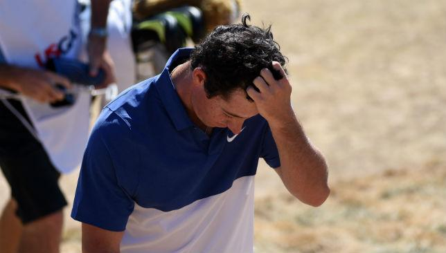 Rory McIlroy has suffered a 'total rupture' of his ankle a week before the Open.