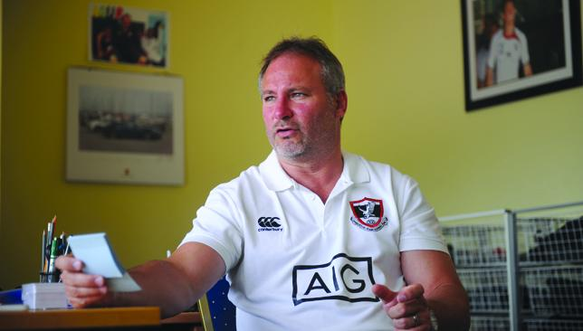 Dubai Exiles' new director of rugby Jacques Benade eyes ...