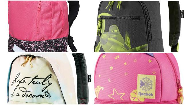abde0272e13 A variety of shapes and colours of backpacks are available at Stadium.