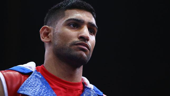 Khan is still determined to fight Floyd Mayweather as well.