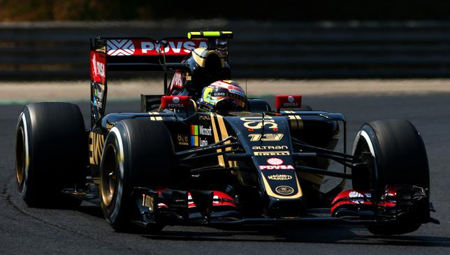 Pastor Maldonado believes Lotus' current level of performance remains positive.
