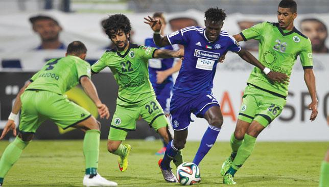 Al Nasr step up efforts to sell Ibrahima Toure with Qatar ...