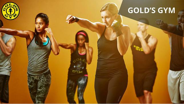 gold s gym workout