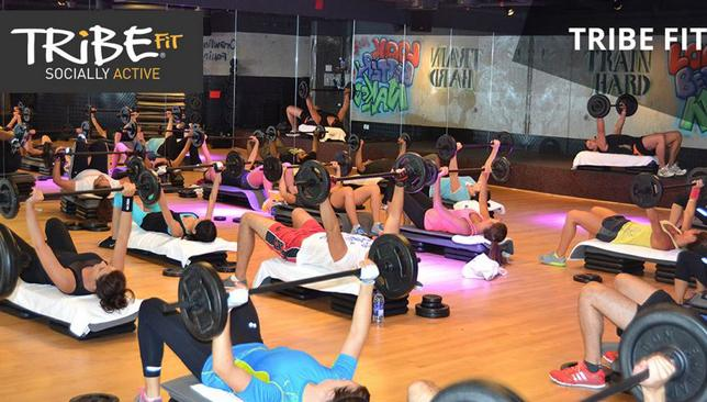 TribeFit is one of the top gyms in the UAE and offers a vast choice of classes.