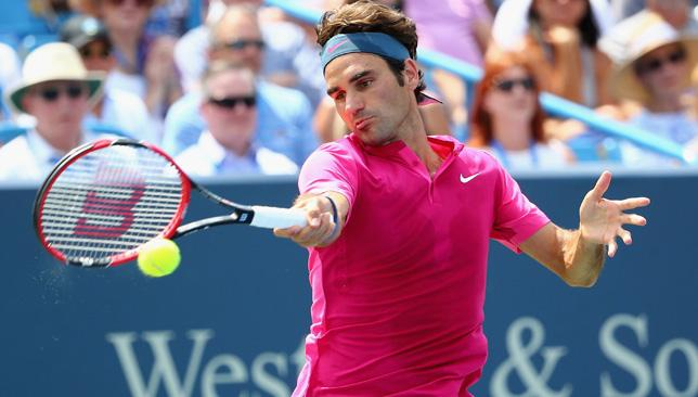 Federer clinched his seventh Cincinnati title with a straight sets victory over Djokovic.