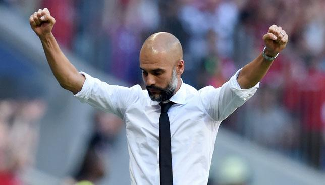 Guardiola will be measured by his Champions League success this season.
