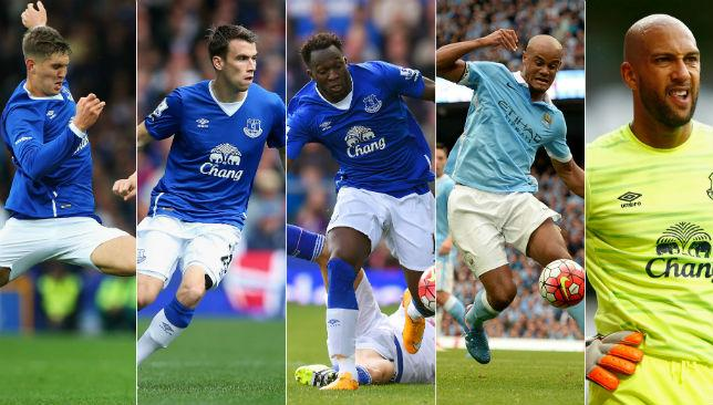 The Premier League's Top Five of the Week: Chosen by the fans.