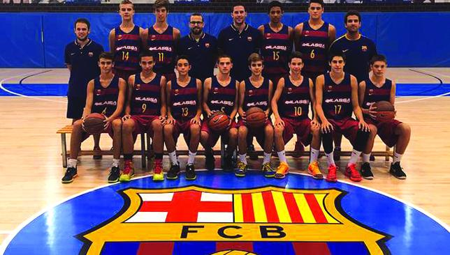 Barcelona Break Sharjah S Heart At Dubai International Basketball Junior Championship Sport360 News