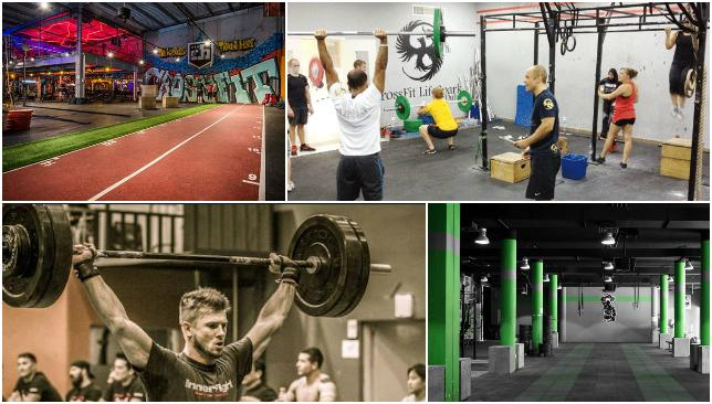 Effective training: Top crossfit gyms in Dubai.