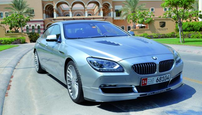 Car Of The Week October BMW Alpina B Biturbo Gran Coupe - Bmw alpina b6 biturbo price