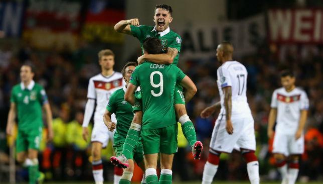 Euro 2016: Shane Long hands Republic of Ireland shock win ...