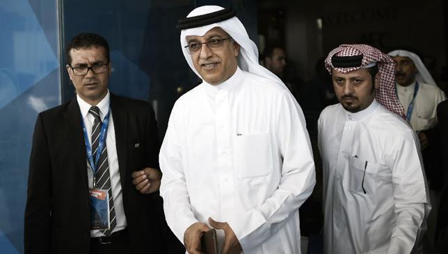 Asian football chief Sheikh Salman bin Ebrahim Al Khalifa is expected to announce his involvement in the race next week.