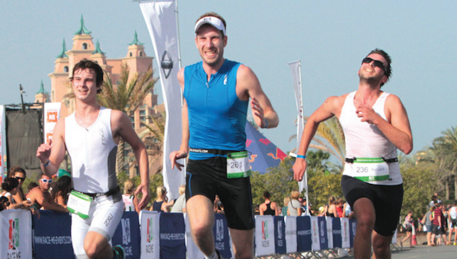 Over 4000 members: Tri Dubai.