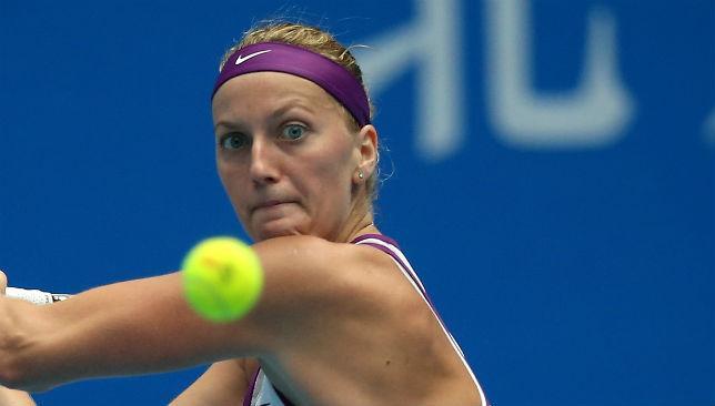 Petra Kvitova was diagnosed with glandular fever after Wimbledon.