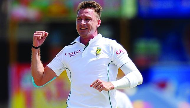 Pace setter: Dale Steyn has a good record on Indian pitches.