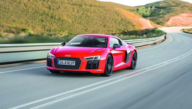 new version of audi r8 rs 3 sportback and a4 will make regional debut article sport360. Black Bedroom Furniture Sets. Home Design Ideas