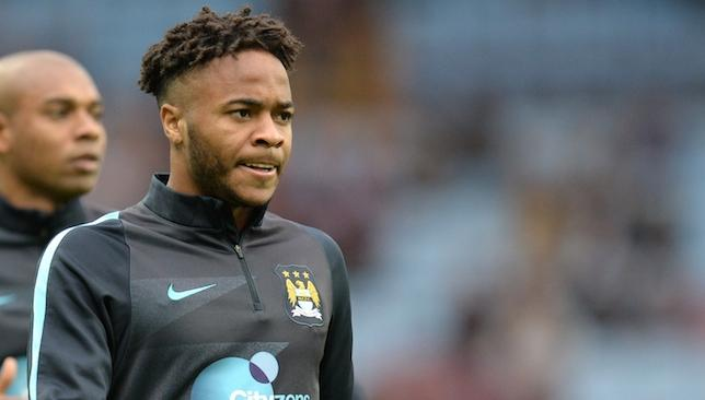 Hostility expected: Raheem Sterling.