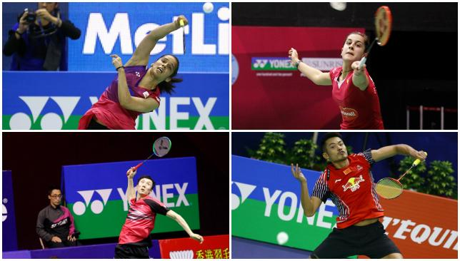 Star power: BWF Dubai World Superseries Finals.