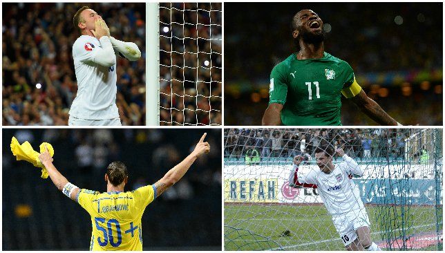 From Wayne Rooney to Pele: Sport 360 takes in the all-time leading goal-scorers.