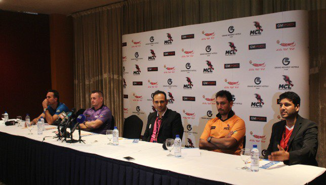 The stars of the MCL announce their team line-ups to play in next year's competition.