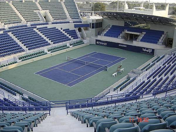 Zayed Sports City Tennis Complex Places In Uae Sport360
