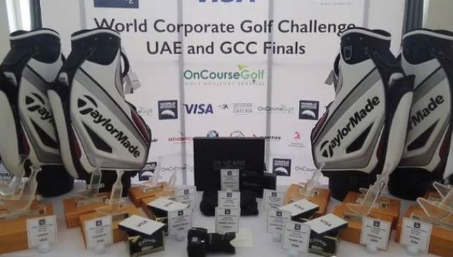 VIDEO: The largest corporate golf event in the world, Dubai